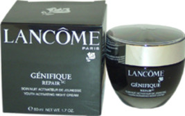 Genifique Repair Youth Activating Night Cream by Lancome for Unisex - 1.7 oz Cre - $108.99