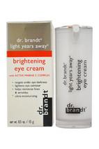 Light Years Away Brightening Eye Cream by Dr.Brandt for Unisex - 0.5 oz Eye Crea - $112.99