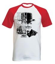 Winston Churchill - When youth departsNEW COTTON BASEBALL TSHIRT ALL SIZES - $19.53