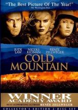 Cold Mountain (DVD, 2004, 2-Disc Set, Special Edition) - €6,19 EUR