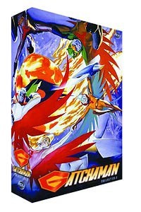 Gatchaman: Collector's Edition Box 2 DVD Brand NEW!