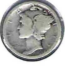 Nice 1918 D dime  - $4.00