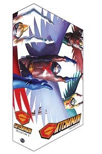 Gatchaman: Collector's Edition Box 3 DVD Brand NEW!