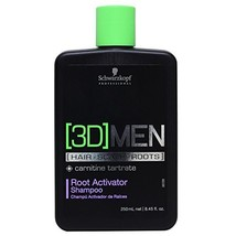 [3D] Mension by Schwarzkopf Root Activator Shampoo 250ml image 6