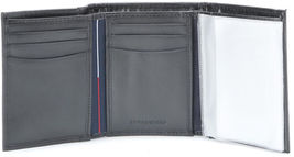 Tommy Hilfiger Men's Premium Leather Credit Card ID Wallet Trifold 31TL11X033 image 7