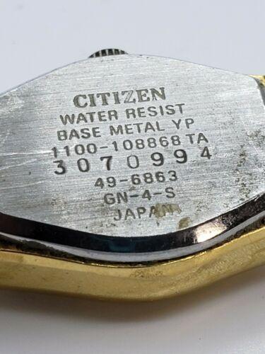 VINTAGE Citizen brand LADIES Watch QUARTZ NEEDS BATTERY 3070994 image 3