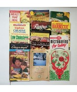 Vintage Kraft Bisquick Betty Crocker Lipton Cookbooks Cook books Recipes - $9.89