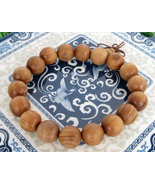 Free Shipping -  good luck Tibetan natural Yellow sandalwood Prayer Bead... - $26.36 CAD