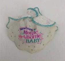 Newborn Magic Bottle Baby Vintage Tyco 1990 Replacement Bib Doll Bib - $15.10