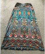 ECI New York Long Maxi Skirt Size XS Macy's - $10.88