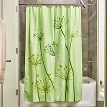 InterDesign Thistle Shower Curtain, Standard - Green - $17.27