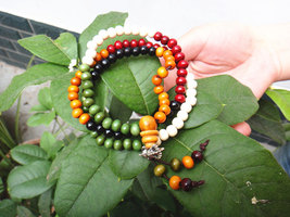 Free Shipping -  Tibetan Buddhism Natural sandalwood  meditation yoga 108  Beads - $20.00