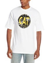 Caterpillar Men's Equipment Stamp T-Shirt - £8.59 GBP+