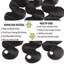 Baby Young Hair Brazilian Human Hair Bundles Brazilian Hair Bundles 12 14 16 Unp image 6