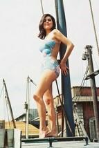 Linda Harrison vintage 4x6 inch real photo #333853 - $4.75