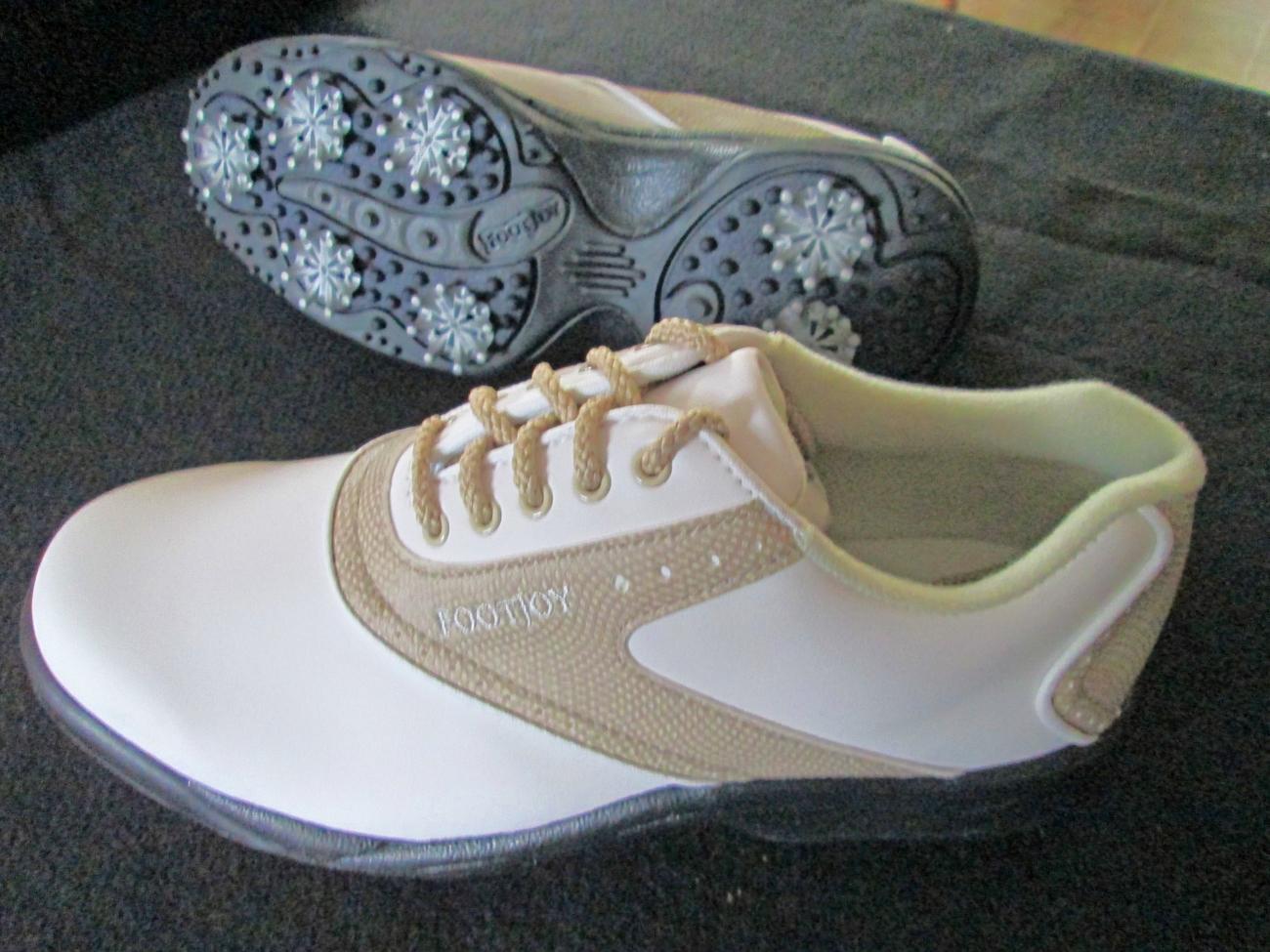 Footjoy Women's Golf Shoes Size 7 Medium NIB