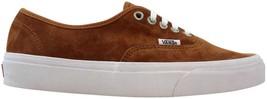 Vans Authentic Leather Brown Pig Suede VN0A38EMU5K Men's - $105.27+