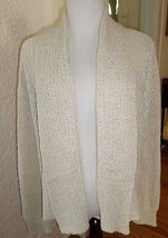 Chico's Ruched Back Bridgette Cardigan Sweater Nwt - $25.00