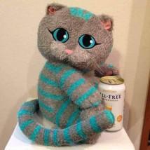 Alice in Wonderland Little Cheshire Cat Mega jumbo Plush doll plush toy2... - $56.43