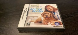 Imagine Vet Nintendo Ds Pet Vet Simulation (Video Game) - $12.99