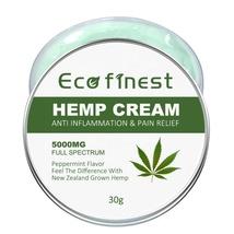 Pain Relief Hemp Natural Cream Extract Joint 5000 MG Made New Zealand Hemp - $19.99
