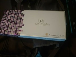 New Royale Pro Hair Styling Technology Purple Leopard ceramic. Straighte... - $50.99