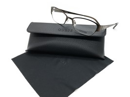 Guess Brown Eyeglasses Frame Remove Demo lenses for RX GU2329 BRN 52MM - $33.92