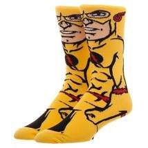Reverse Flash DC Comics Adult 360 Crew Socks - $9.99
