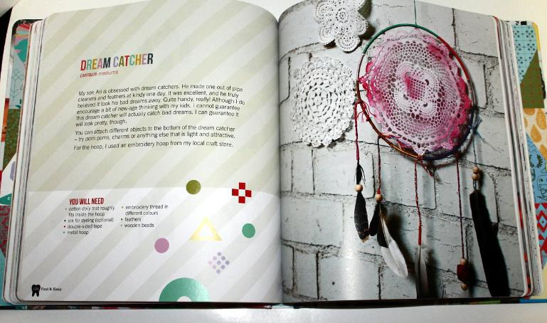 Find & Keep - 20 Projects to Spark Your Imagination - Craft Book by Beci Orpin