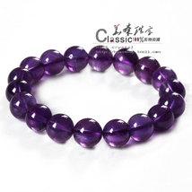 Free Shipping - NATURAL Amethyst Tibetan  Meditation Yoga Prayer Beads charm bra - $20.00