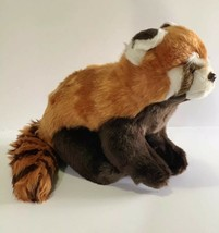 Webkinz Signature Endangered Red Panda WKSE3015 Ganz Plush Animal No Code - $28.71