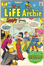 Life With Archie Comic Book #141, Archie 1974 FINE- - $5.71