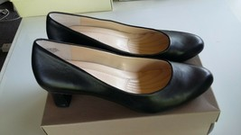 Black high heels size 8M by Easy Spirit women in box - $33.86 CAD