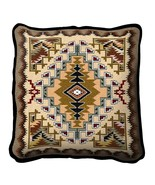Painted Hills Sand Throw Pillow - $39.95