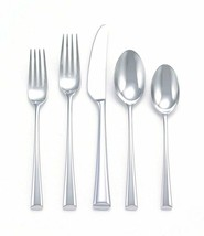 Bistro Cafe by Dansk Stainless Steel Flatware Set Service for 8 New 43 p... - $280.00