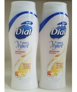 Lot Of 2 Dial Greek Yogurt Moisturizing Body Wash - Vanilla Honey - 16 o... - $48.51