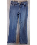 Canyon River Blues Modern Fit Boot Cut Denim Blue Jeans Size 6P  Petites - $14.80
