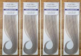 """Jose Eber 100% Human Hair Enhancer Kit, Grey 16"""" - $58.41"""