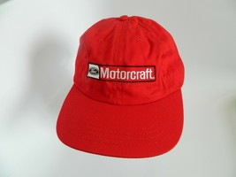 NWOT Ford Motorcraft Red Adjustable Hat Made in USA by Competition Headwear - $19.99