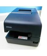 EPSON POS THERMAL RECEIPT PRINTER M253A W/ POWER PLUS   #A2 - $34.64