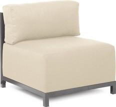 Chair Howard Elliott Axis Sterling Sand Soft Burlap-Like - $1,109.00