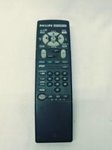 Philips Magnavox VJS Recorder Remote Control Black - $10.93