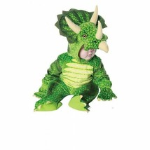 Underwraps Triceratopo Verde Dinosauro Bambino Neonato Costume Halloween... - $30.42