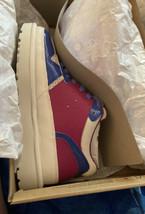 NIB UGG Fuchsia/Periwinkle/Jasmine Leather Highland Sneaker Boots US 6 - $65.00