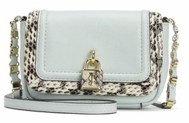 NWT Juicy Couture Black Label Azure Snake Leath... - $73.88
