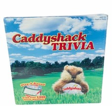 Caddyshack trivia boardgame vtg new sealed board game usaopoly USA opoly Chevy - $38.65