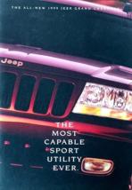 1999 Jeep GRAND CHEROKEE sales brochure catalog US 99 Laredo Limited - $10.00