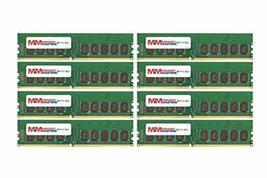 MemoryMasters 64GB (8x8GB) DDR4-2666MHz PC4-21300 ECC UDIMM 2Rx8 1.2V Unbuffered - $326.69