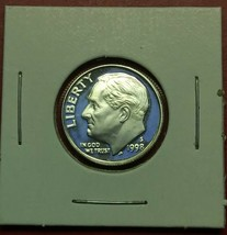 1998-S Silver Proof Roosevelt Dime - Free Shipping - $6.38