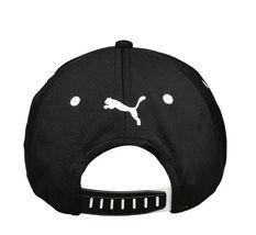 PUMA BMW M BB Motorsport Logo Strap Back Cap Black Baseball Hat 022536 01 image 4